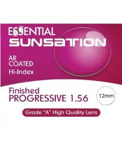 Finished Progressive Sunsation 13mm 1.56 Anti-Reflective Coating