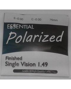 Finished Single Vision 1.49 Polarized