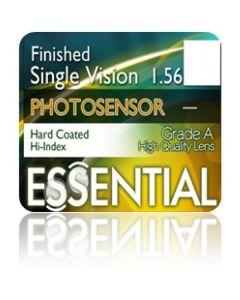 Finished Single Vision Sunsation High Index 1.56 Hard Coated