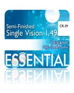 Semi-Finished Single Vision 1.49 Un-Coated