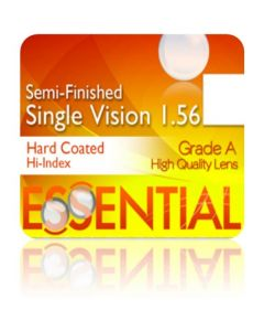 Semi-Finished Single Vision High Index 1.56